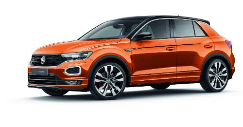 Volkswagen T Roc Specifications Features Configurations Dimensions