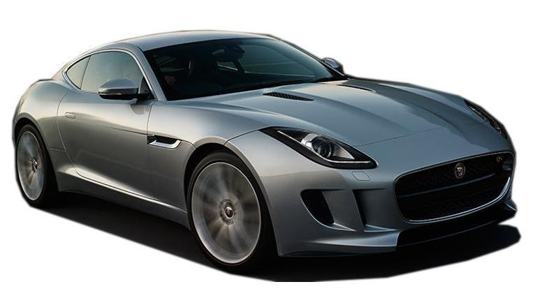 Jaguar F-Type [2013-2019] Model Image