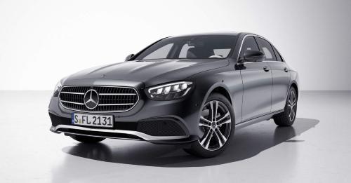 Mercedes-Benz E-Class [2021]