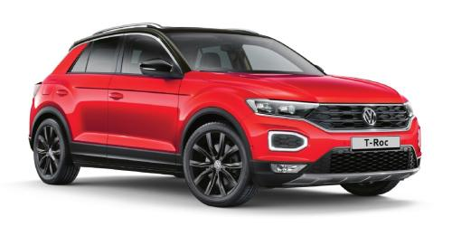 Volkswagen T-Roc [2021]