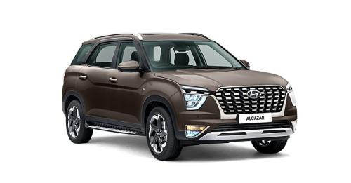 Hyundai Alcazar Model Image