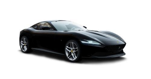 Ferrari Roma Model Image