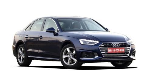 Audi A4 Model Image