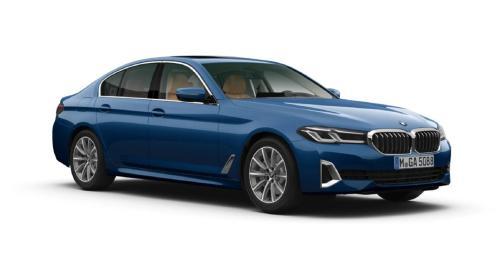 BMW 5 Series Model Image