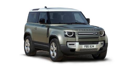 Land Rover Defender Model Image