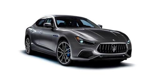 Maserati Ghibli Model Image