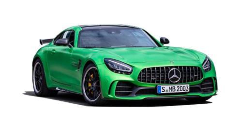 Mercedes-Benz AMG GT Model Image
