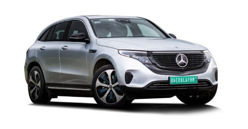 Mercedes-Benz EQC Model Image