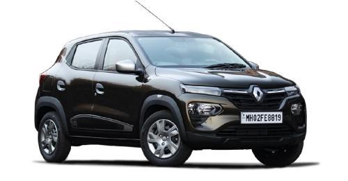 Renault Kwid Model Image